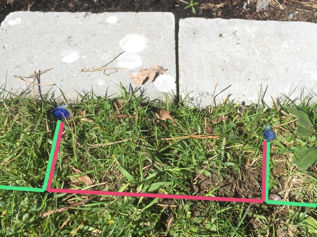Är begränsningsslingan av helt är det bättre att skarva i en bit och använda två skarvdon. Risken är annars nytt avbrott efter vintern eftersom metalltråden blir kortare när det är kallt.